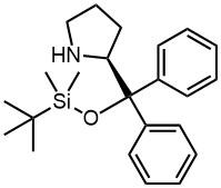 (S)-2-(((tert-Butyldimethylsilyl)oxy)diphenylmethyl)pyrrolidine